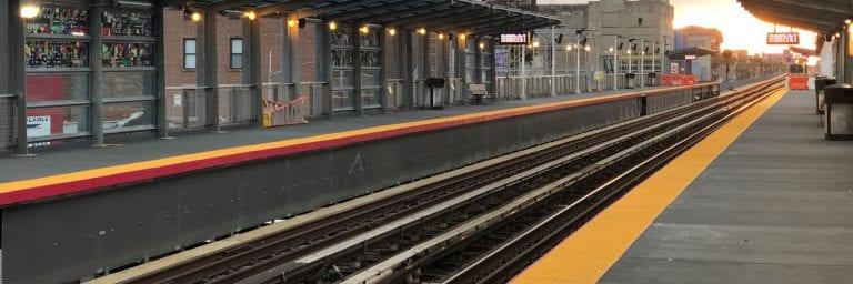 Armor Deck's Transit Platform
