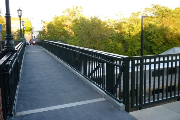 Armor-Deck bridge at Winnetka