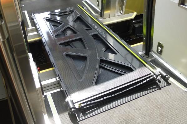 Armor-Deck Portable Folding Ramp