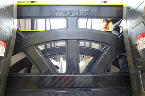 Armor-Deck Portable Transit Ramp